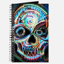 neon skull Journal