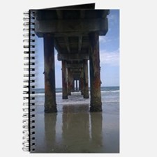 Anastasia Island Pier Journal