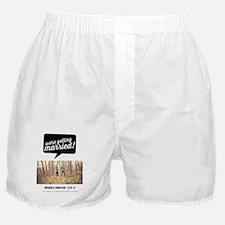 68-blackbubble Boxer Shorts