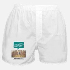 68-tealbubble Boxer Shorts