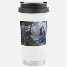 Annunciation by JW Wate Stainless Steel Travel Mug
