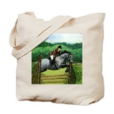 Connemara Hunter Pony Tote Bag