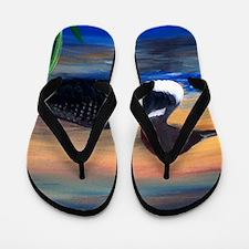 Loon Lake Flip Flops