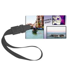 Views Of Venice Italy Luggage Tag