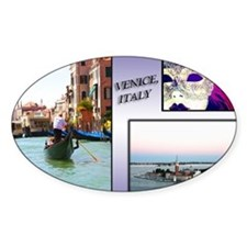 Views Of Venice Italy Decal