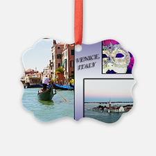 Views Of Venice Italy Ornament