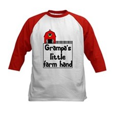 Grampa's Little Farm Hand Tee