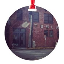 Hopefully my future car #tesla in S Ornament