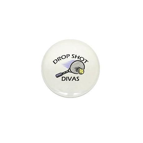 Drop Shot Divas 2 Mini Button