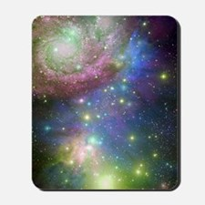 Outer Space stars Mousepad