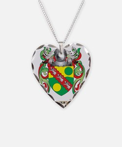Emery Coat of Arms Necklace