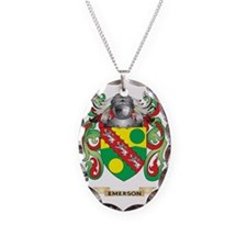 Emerson Coat of Arms Necklace