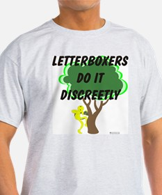 Letterboxing Discreetly T-Shirt