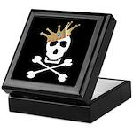 Pirate Royalty Keepsake Box