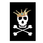 Pirate Royalty Postcards (Package of 8)
