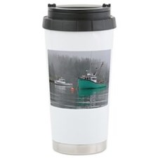 note card -front 9 Travel Coffee Mug
