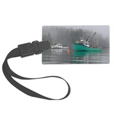 note card -front 9 Luggage Tag