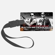 Doc and Kid Expendable Luggage Tag