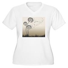 Dandelion Wishes T-Shirt