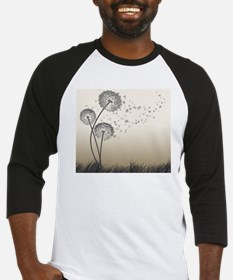 Dandelion Wishes Baseball Jersey