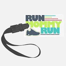 Run Mommy Run - Shoe Luggage Tag