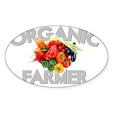 ORGANIC FARMER DARKpng Decal