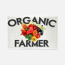 ORGANIC FARMER copy Rectangle Magnet