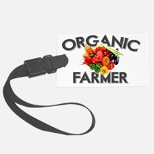 ORGANIC FARMER copy Luggage Tag