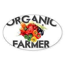 ORGANIC FARMER copy Decal