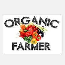 ORGANIC FARMER copy Postcards (Package of 8)