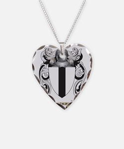 Erskine Coat of Arms Necklace