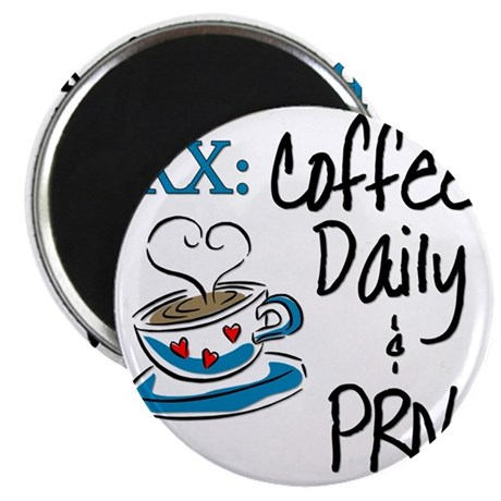 Funny Rx - Coffee Magnet