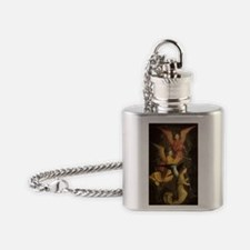 Choir of Angels by Marmion Flask Necklace