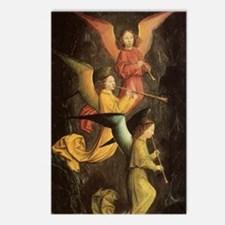 Choir of Angels by Marmio Postcards (Package of 8)