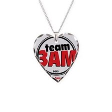 Team 3AM Big Brother Necklace Heart Charm