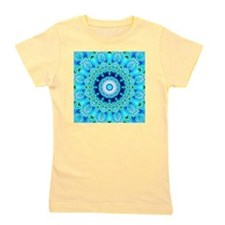 Blue Ice Lace-Blue Ice Glass-9900x9900 Girl's Tee