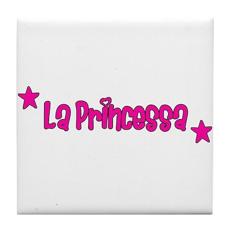 Princessa Adult Tile Coaster