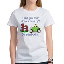 Drive By Letterbox Tee