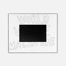 World Wide Magazine Picture Frame