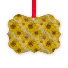 Sunflowers Ornament