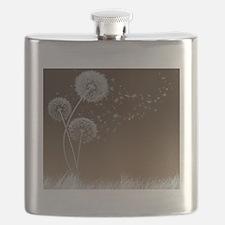 Dandelion Wishes Flask