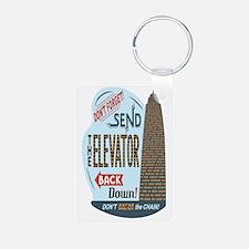 elevator-back-PHN Keychains