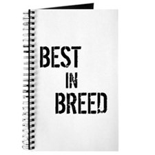 Best In Breed Journal