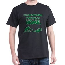 green Waiting T-Shirt
