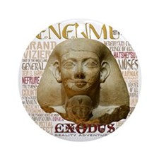 Senenmut Round Ornament