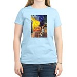 Cafe-AussieShep #4 Women's Light T-Shirt