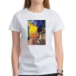 Cafe-AussieShep #4 Women's T-Shirt
