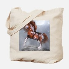 Native Horse Tote Bag
