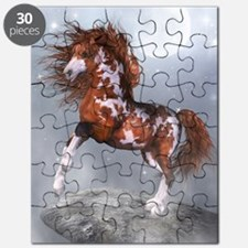 Native Horse Puzzle