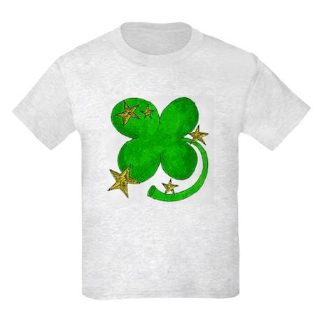 Shamrock & Stars Kids Light T-Shirt
